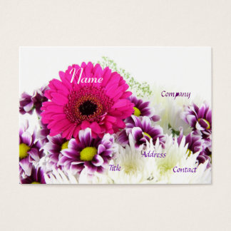 Wedding Consultant I Business Card