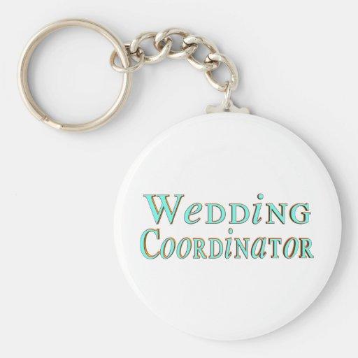 Wedding Coordinator Keychain