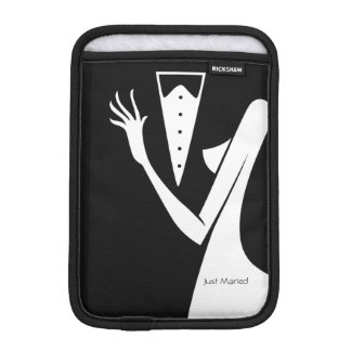 Wedding Couple Bride & Groom Dance To Remember Sleeve For iPad Mini