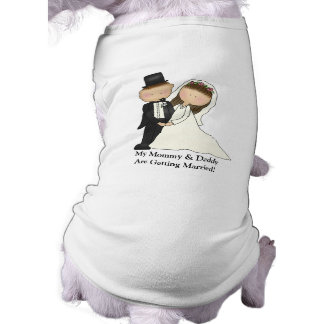 Wedding Couple (customizable) T-Shirt