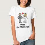 Wedding Couple - Under New Management Shirts
