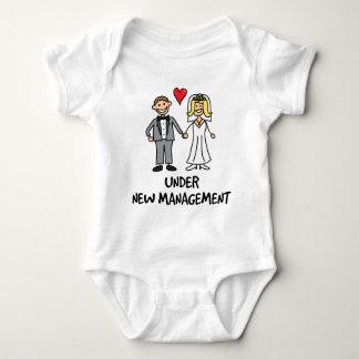 Wedding Couple - Under New Management T-shirt