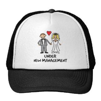 Wedding Couple - Under New Management Trucker Hat