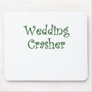 Wedding Crasher Mouse Pad