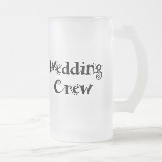 Wedding Crew Mug