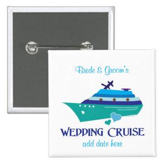 Wedding Cruise Button