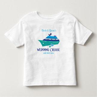 Wedding Cruise Toddler T-shirt