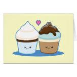 Wedding Cupcakes Card