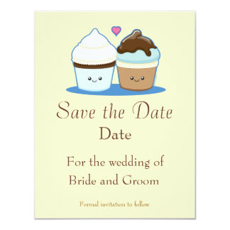 Wedding Cupcakes Card