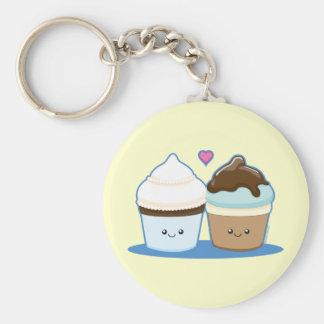 Wedding Cupcakes Key Chain
