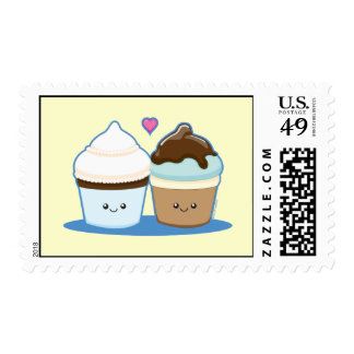 Wedding Cupcakes Stamp