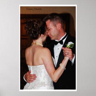 Wedding Dance Poster