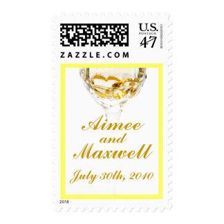 Wedding Date Postage