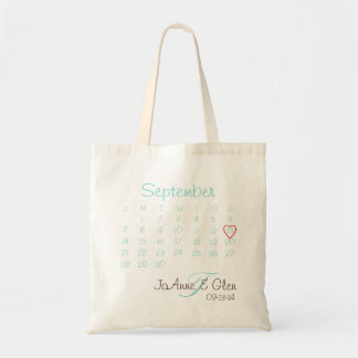 Wedding Date Tote