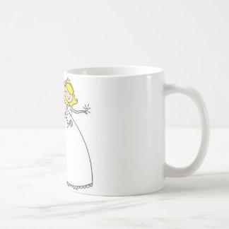 Wedding Day Bridal Bliss Coffee Mug