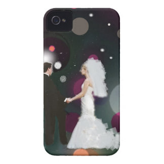 Wedding day Case-Mate iPhone 4 case