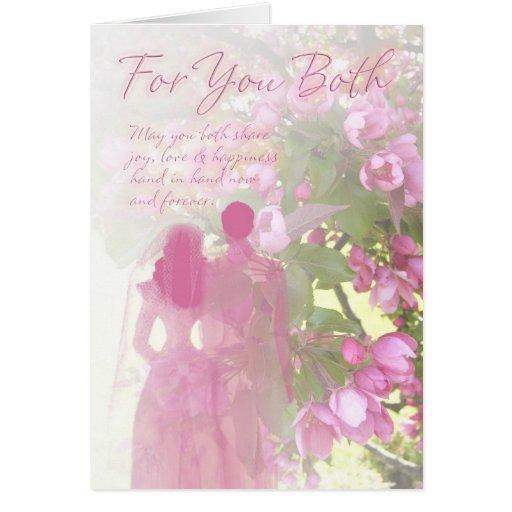 Wedding Day Congratulations Card Zazzle