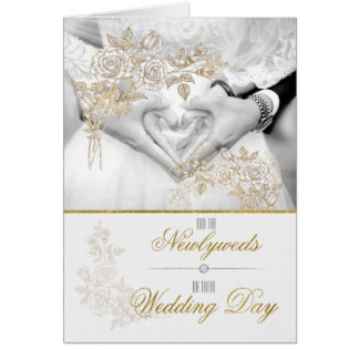 Wedding Congratulations Gift Baskets : Just Married Congratulations Wedding Gifts on Zazzle