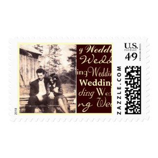 Wedding Day - Customized - Customized Postage