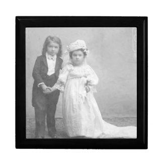 Wedding Day Dreams Vintage Photo Gift Box