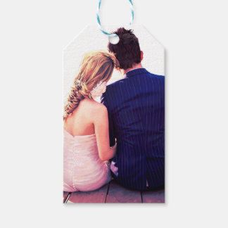 Wedding Day Horizon Gift Tags