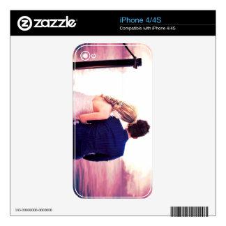 Wedding Day Horizon iPhone 4 Skins