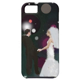 Wedding day iPhone SE/5/5s case