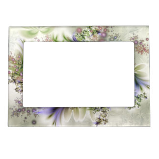 Wedding Day Magnetic Photo Frames