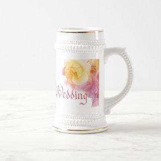 Wedding Day Morning Coffee - stein