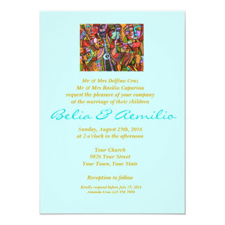 Wedding - Day Of The Dead - Lovers Tango Card