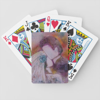 """Wedding Day"" Playing Cards"
