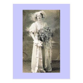 wedding day postcards