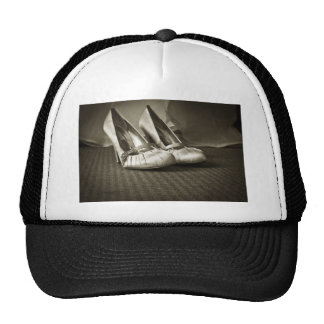 Wedding Day Shoes Mesh Hats