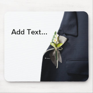 Wedding decoration mouse pad