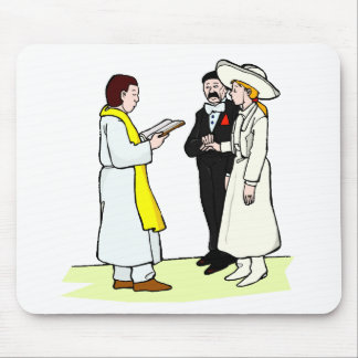 Wedding Decorations 30 Mouse Mat