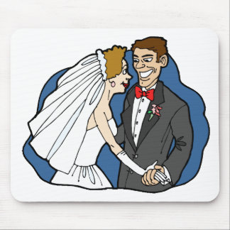 Wedding Decorations 38 Mouse Mat