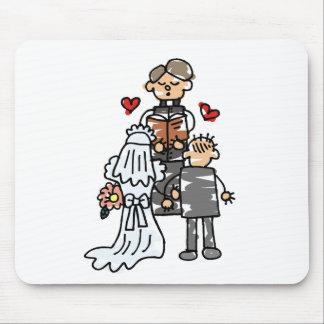 Wedding Decorations 41 Mouse Pads