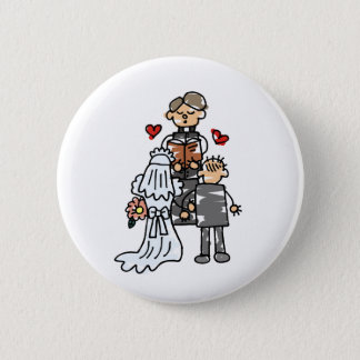Wedding Decorations 41 Pinback Button