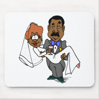Wedding Decorations 8 Mouse Pads