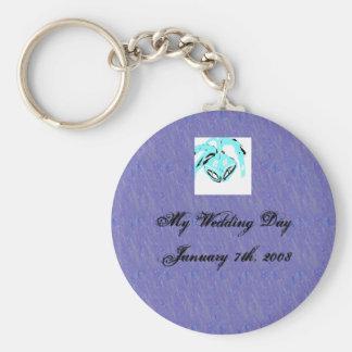 Wedding Design Key Chains