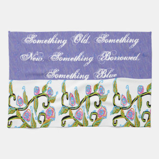 Wedding Design Kitchen Towel