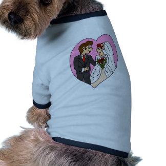 Wedding Designs 17 Doggie Shirt