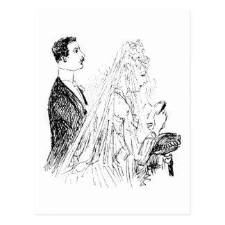 Wedding Designs 49 Post Card