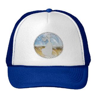 Wedding designs trucker hat