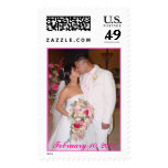 Wedding disk 1 172, February 10, 2007 Postage