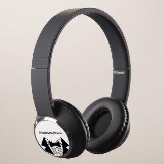 Wedding DJ's Headphones