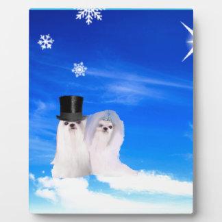 Wedding Dog Collection Plaque