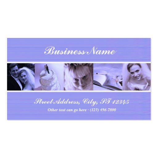 Wedding Dream Business Cards