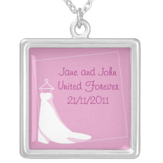 Wedding Dress: Beautify in pink United Forever Custom Jewelry