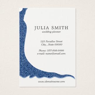 Wedding dress business card